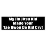 BJJ Superior Bumper  Bumper Sticker