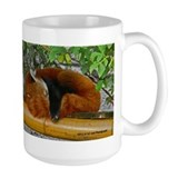 Sleeping Red Panda Mug