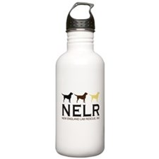 New England Lab Rescue Water Bottle