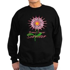 Breast Cancer Survivor-2 Sweatshirt