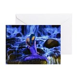 Moon Mermaid Greeting Cards (Pk of 10)