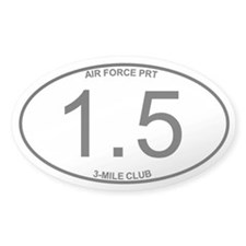 Air Force PRT 1.5 Decal