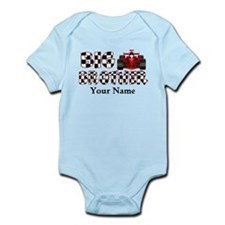 Big Brother Race Car Infant Bodysuit