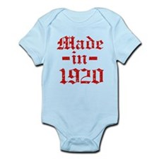 Made In 1920 Infant Bodysuit