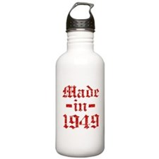 Made In 1949 Water Bottle