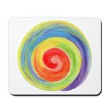 Reiki Colors Sm Mousepad