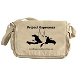 Project Esperanza Apparel and More Messenger Bag