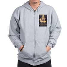 Dr. Jekyll and Mr. Hyde 1920 Zip Hoodie