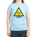 Women's Diamondoid Surfaces T-Shirt