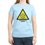 Women's Nanoparticle Hazard T-Shirt