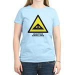 Women's Ubiquitous Surveillance T-Shirt