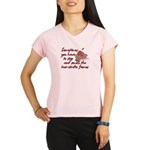 Two-Stroke Roses Performance Dry T-Shirt