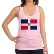 the_Dominican_Republic.png Racerback Tank Top