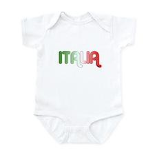 """""""Italia"""" Funky Infant Creeper"""