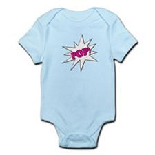 Pink Pop Infant Bodysuit
