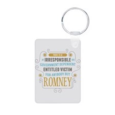 Irresponsible Entitled Keychains