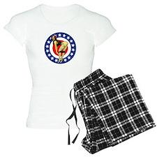 All American Pin up Zombie Pajamas