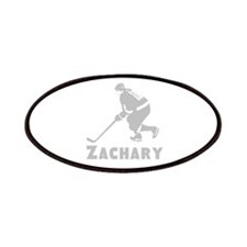 Personalized Hockey Patches