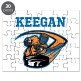 Personalized Hockey Puzzle