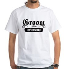 Groom (add wedding date) Shirt
