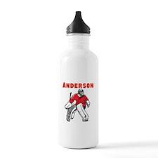 Personalized Hockey Water Bottle