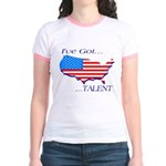 I've Got Talent Jr. Ringer T-Shirt