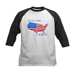 I've Got Talent Kids Baseball Jersey