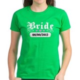 Bride (add wedding date) Tee