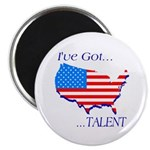 I've Got Talent Magnet