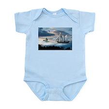 Flying High Infant Bodysuit