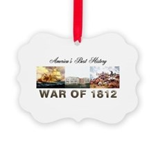 War of 1812 Ornament