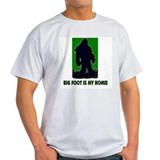 Big Foot Is My Homie T-Shirt