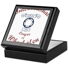 International League of Wheel Men Keepsake Box