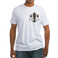 Hollister Land of the Chrome Fitted T-Shirt