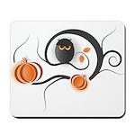 Whimsical Halloween Mousepad