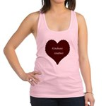 Kindness Matters Heart Racerback Tank Top