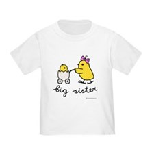 Big Sister - Chick T-Shirt