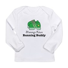 RunningBuddyMommy Long Sleeve T-Shirt