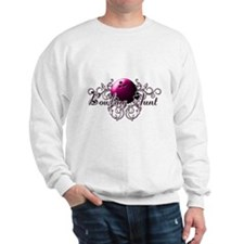 Bowling Aunt (pink ball).png Sweatshirt