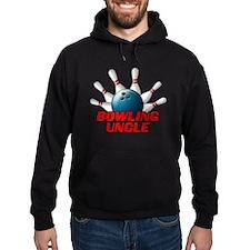 Bowling Uncle (pins).png Hoodie