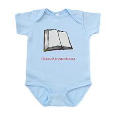 Banned Books Infant Bodysuit