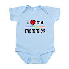 iheart mommies Infant Bodysuit