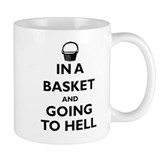 In A Basket Small Mug