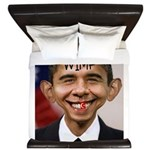 OBAMA WIMP King Duvet