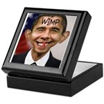 OBAMA WIMP Keepsake Box