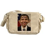 OBAMA WIMP Messenger Bag