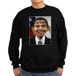 OBAMA WIMP Sweatshirt (dark)