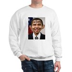 OBAMA WIMP Sweatshirt