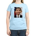 OBAMA WIMP Women's Light T-Shirt
