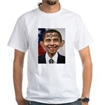 OBAMA WIMP White T-Shirt